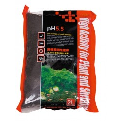 Ista Shrimp Soil pH 5.5 aljzat