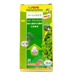 Sera Florenette növénytáp tabletta