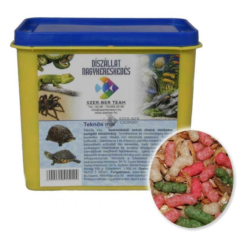 Yoyo teknős mix