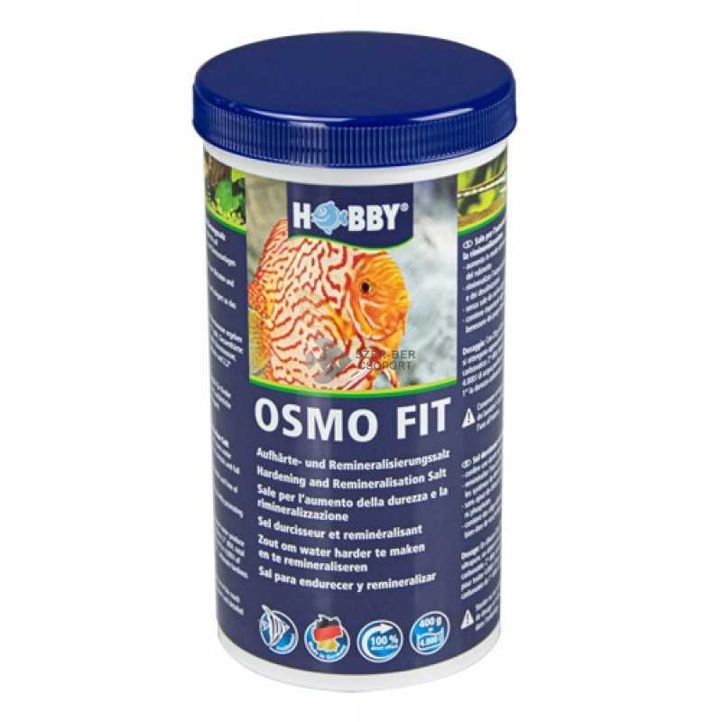 Hobby Osmo Fit ásványi só ozmó kezelt vízbe