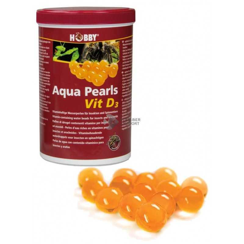 Hobby Aqua Pearls vízgyöngyök D3 vitaminnal rovaroknak