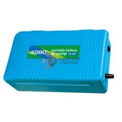Sobo SB-960 elemes levegőpumpa 120l/h