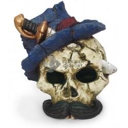 Kalóz koponya dekoráció BILL - PSK202
