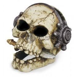 Kalóz koponya dekoráció JOHN - PSK206