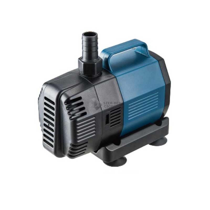 BO-2000 vízpumpa