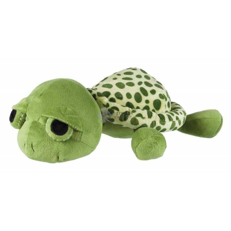 Trixie kutyajáték - sípoló plüss teknős