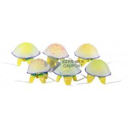 Medúza lebegő dekoráció - AM001081 Natural Color