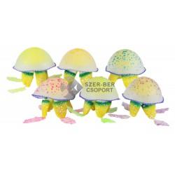 Medúza lebegő dekoráció - AM001091 Natural Color