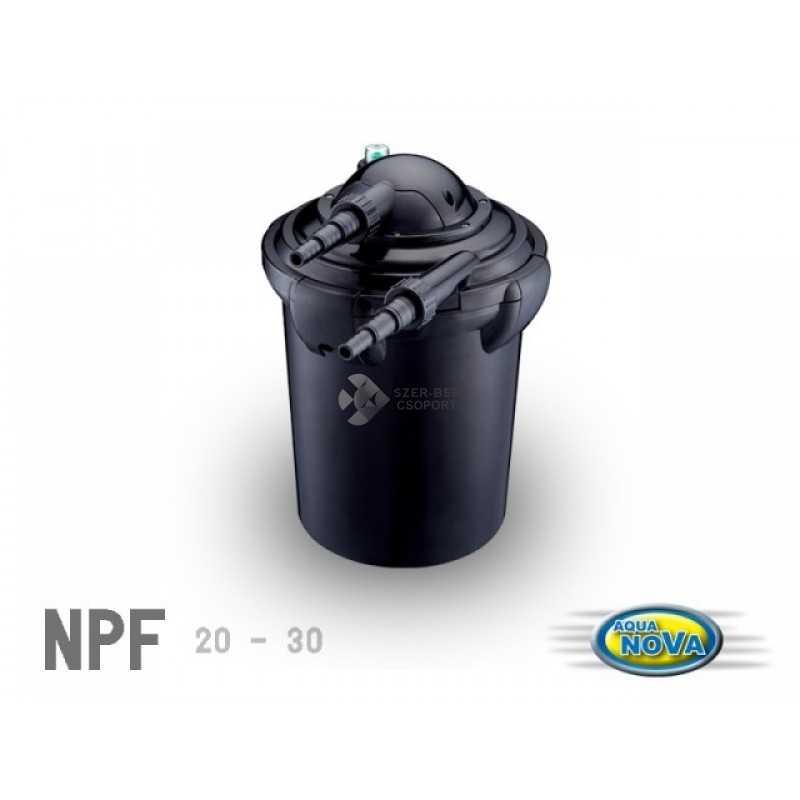 Aqua Nova NPF-20 tószűrő
