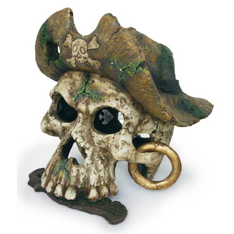 Kalóz koponya dekoráció JACK - PSK105