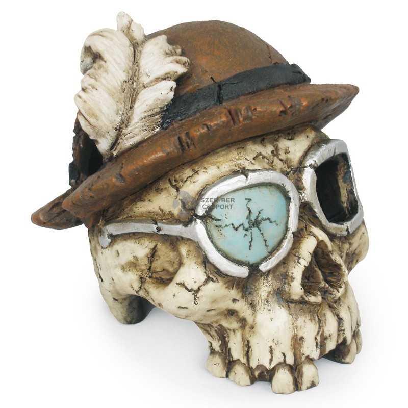 Kalóz koponya dekoráció FRANCIS - PSK201