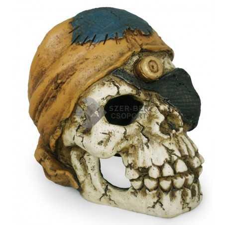 Kalóz koponya dekoráció BRUCE - PSK203
