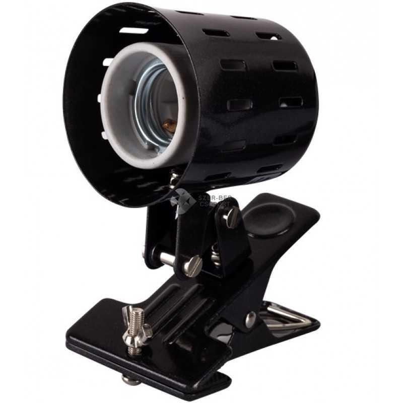 Repti-Zoo CL01 csipeszes terrárium világítás E27