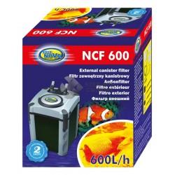 Aqua Nova NCF - 600 akváriumi külső szűrő