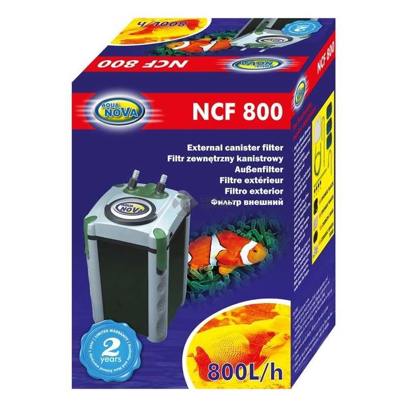 Aqua Nova NCF-800