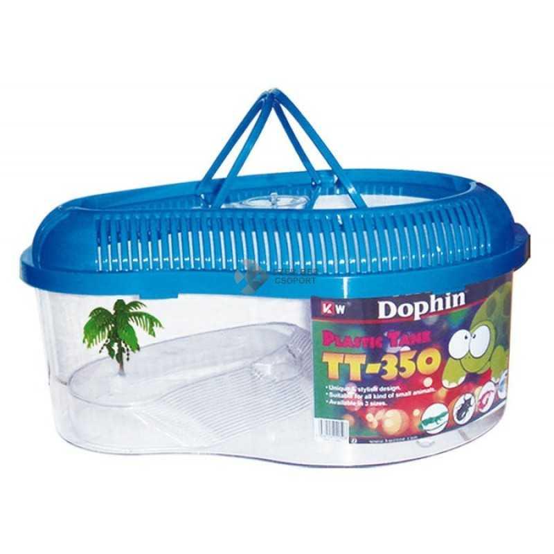 KW Dophin TT-350 kilépős fauna box