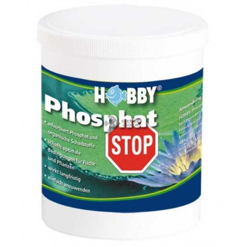 Hobby Phosphat Stop szűrőanyag kerti...