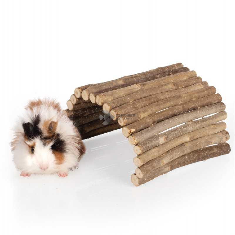 Tommi hajlítható fahíd rágcsálóknak M